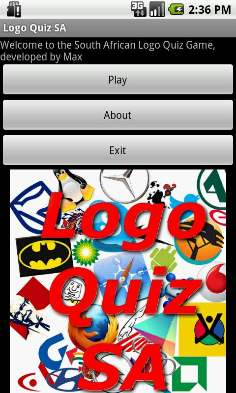 Logo Quiz SA - screenshot