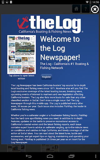【免費運動App】The Log Newspaper-APP點子