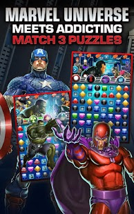 Marvel Puzzle Quest Screenshot 26