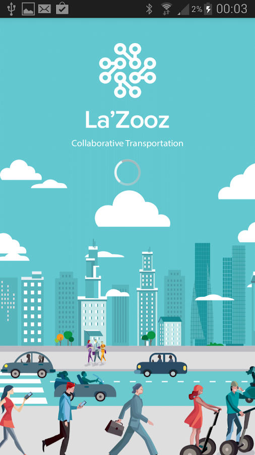 La'Zooz- screenshot