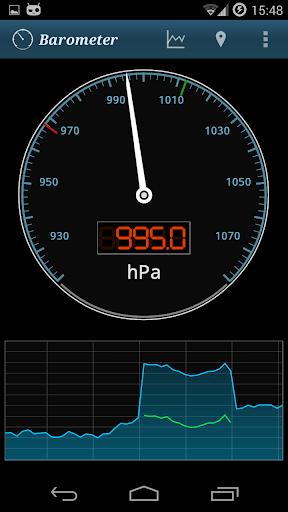 免費下載天氣APP|Barometer and Altimeter app開箱文|APP開箱王