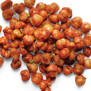 Fried Chickpeas.