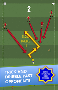 Soccer Dribbler: Football Ace- screenshot thumbnail