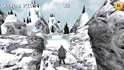 生气奶奶滑雪3D