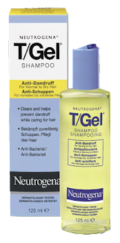 Neutrogena T-gel Shampoo For Dry Hair