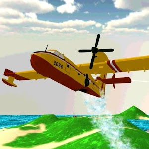 Airplane Firefighter 3D 1 14 Apk, Free Simulation Game