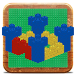 Medieval Castle in bricks Apk