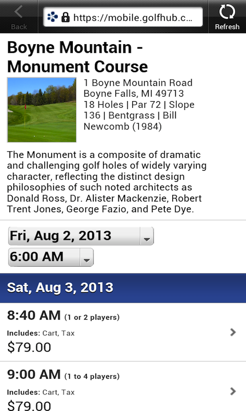 Boyne Mountain Resort- screenshot