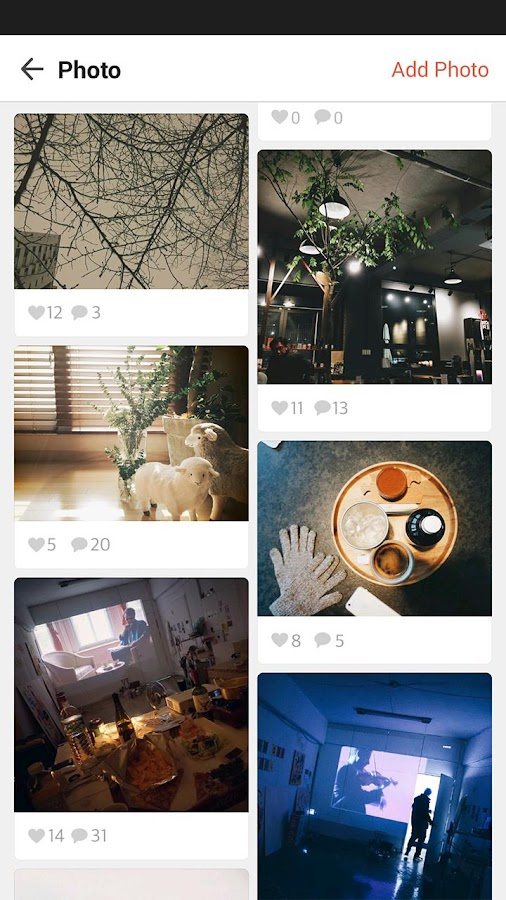 KakaoStory - screenshot
