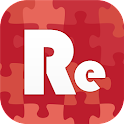Recolle -music image slideshow icon