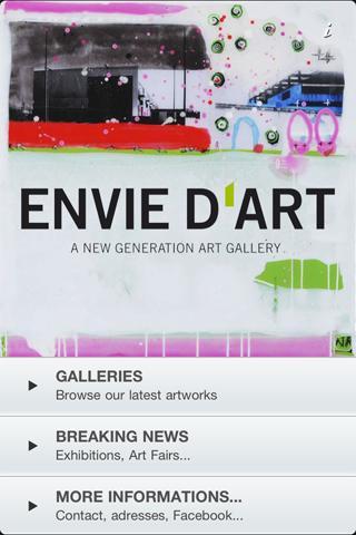 Envie d'Art