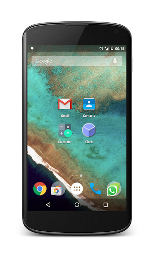 Kcin Launcher for Lollipop