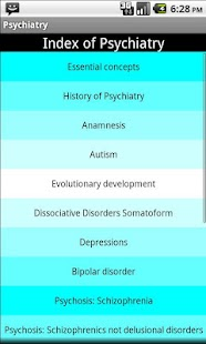 Questions of psychiatry