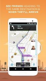 Waze - GPS, Maps & Traffic Screenshot 5