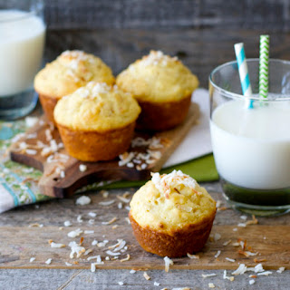 Toasted Coconut Muffins.
