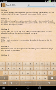 Catholic Bible- screenshot thumbnail