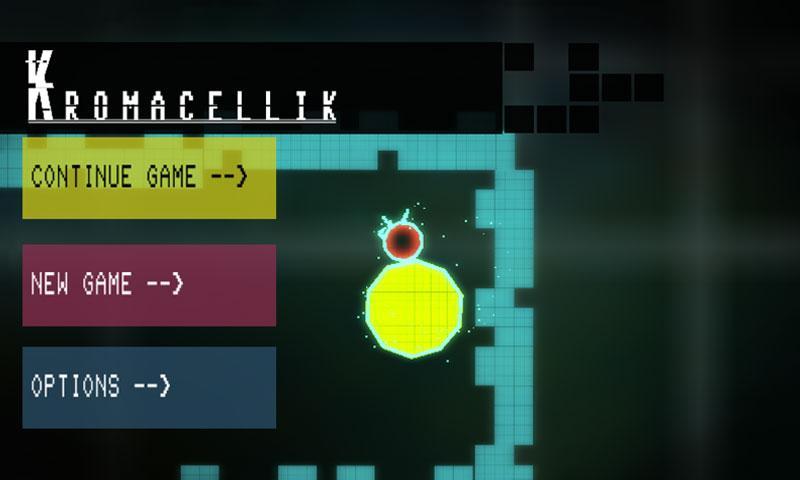 KromacelliK screenshot #1