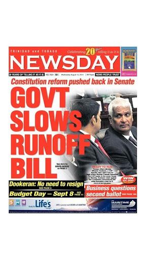 Newsday NTouch