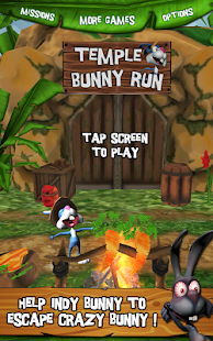 Temple Bunny Run - screenshot thumbnail