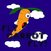 Fly Carrot Fly!