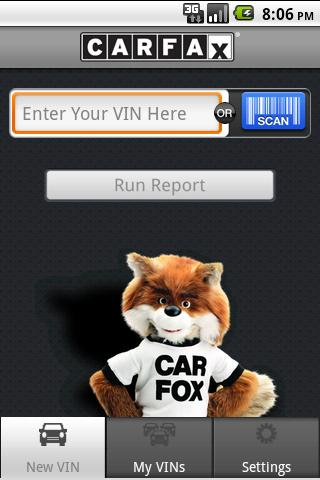 CARFAX for Dealers - screenshot