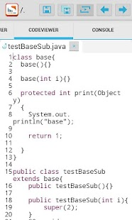 Sand IDE Pro for Java- screenshot thumbnail
