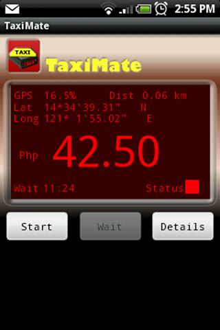 TaxiMate Free (Manila)- screenshot