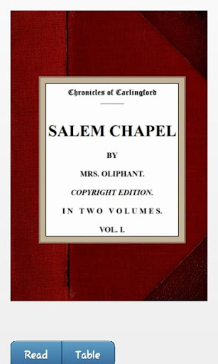 SALEM CHAPEL vol1