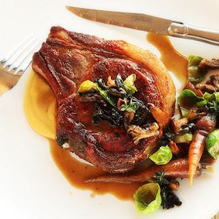 Perfect Pan Seared Pork Chops Recipe