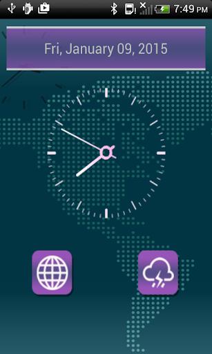 生活必備免費app推薦|世界天气和时钟線上免付費app下載|3C達人阿輝的APP