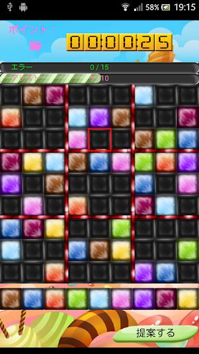 CandyDokus 色数独