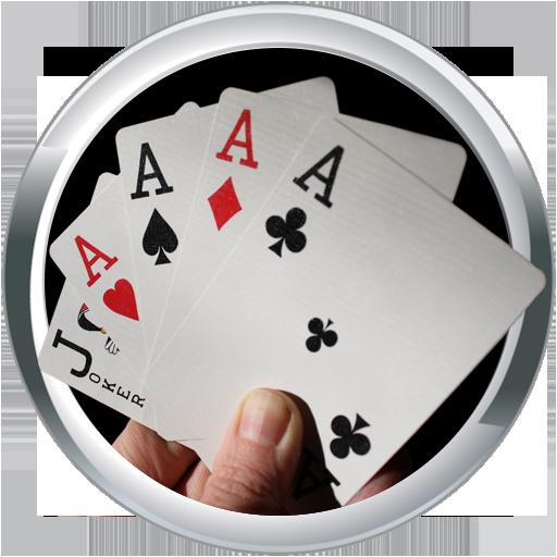 扑克游戏 紙牌 App LOGO-APP試玩