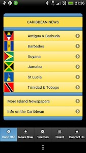 Caribbean News screenshot 1