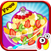 Fruit Salad Maker Cooking Game
