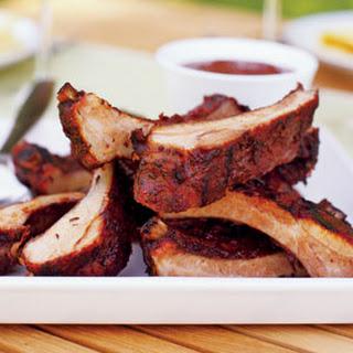 Cherry-Zinfandel Barbecue Sauce