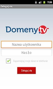Domeny.tv- screenshot thumbnail
