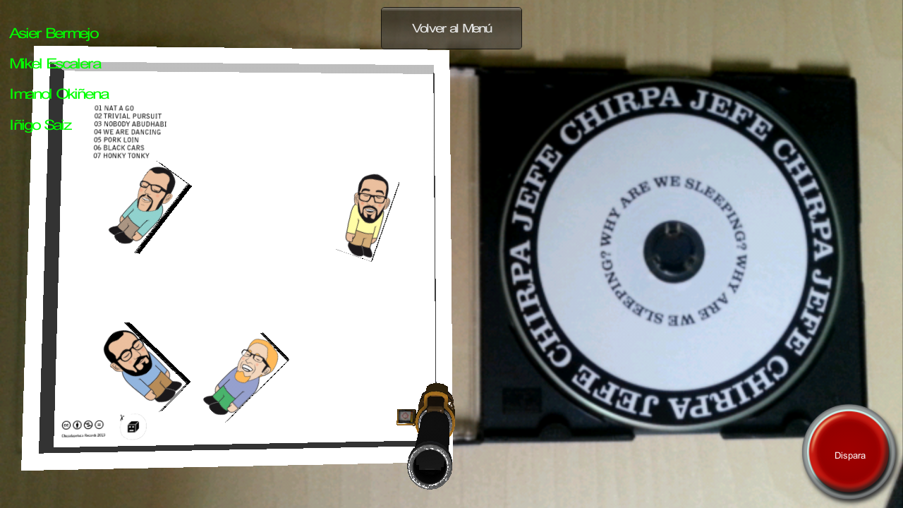 Jefe Chirpa- screenshot