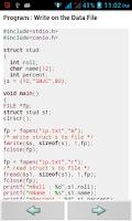 Screenshot of Learn C
