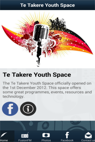 Te Takere Youth Space