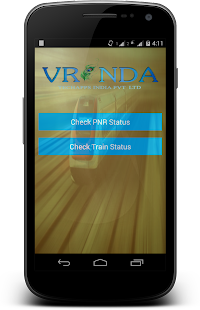 Indian RAIL PNR Status - screenshot thumbnail
