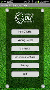 PGST Golf GPS & Scorecard Free - screenshot thumbnail
