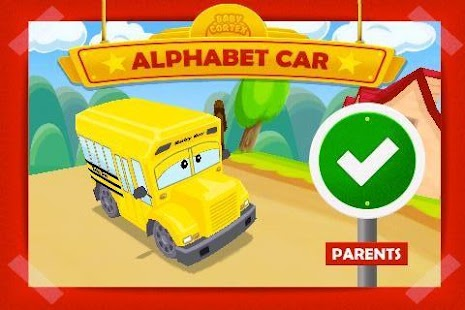 Alphabet Car: Learn ABC's Lite - screenshot thumbnail