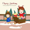 Kakaotalk Theme Christmas 2012 icon