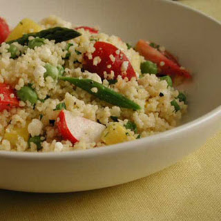 Spring Vegetable Couscous