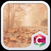Autumn Trees Theme
