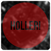 Holler! red Icon Pack