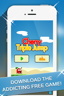 Cherry Triple Jump n Run- screenshot thumbnail