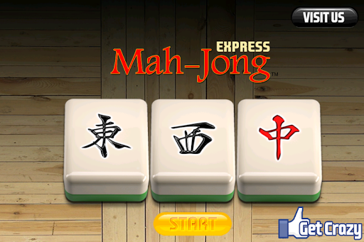 Mah-Jong Express: NEW Mahjong