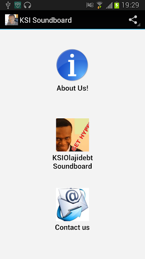 玩免費娛樂APP|下載The KSIOlajidebt Soundboard app不用錢|硬是要APP