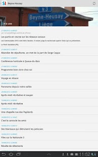Les Blogs de Sudinfo- screenshot thumbnail